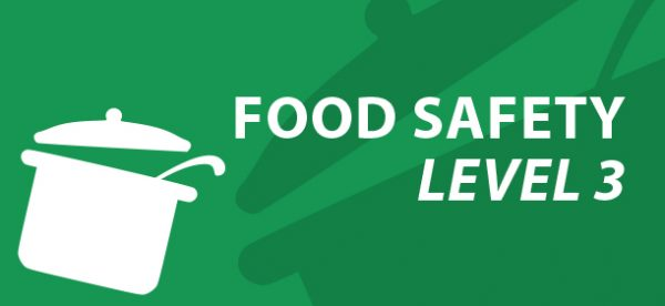 Food Safety Level 3