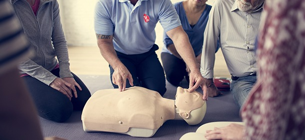 First Aid at Work Instructor Assessor