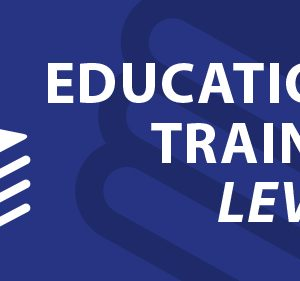 education and training level 3